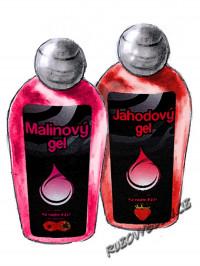 lubrikační gely