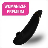 Womanizer Premium tlakový vibrátor