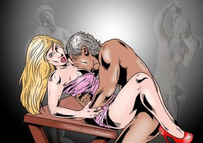 Sex v dílně