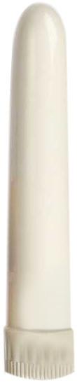 Vibrátor plast biely 19 * 3 cm