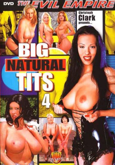 DVD BIG Natural TITS (veľké prírodné prsia)