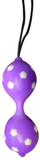 Venušine guličky DUOballs fialové