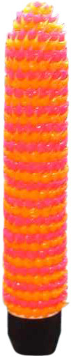 Vibrátor  kaktus pink 18*3 cm