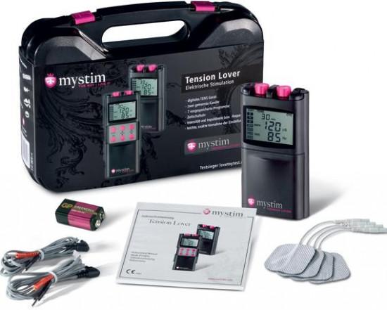 Elektro sex MyStim Digital + elektrogel 250ml zdarma