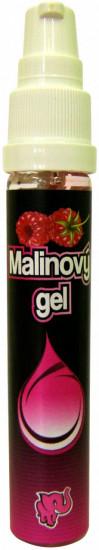 Malinový gél 25 ml
