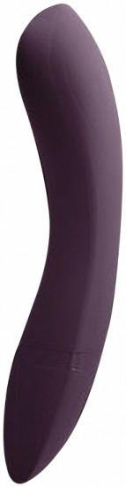 Silikonové dildo Laid D.1 black currant
