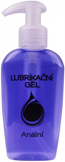 Anální lubrikační gel (130 ml)