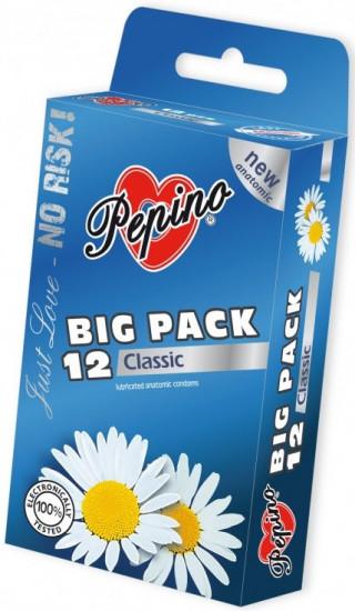 Pepino Classic Big pack - kondómy 12 ks.