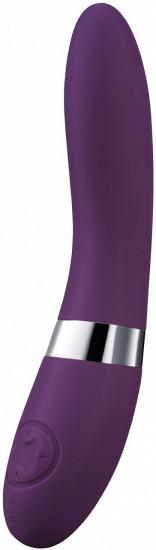 Elise II vibrátor, fialový