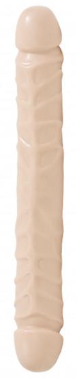 Oboustranné dildo Lesbos (30 cm)