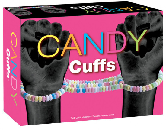 Pouta na ruce z bonbónů Sweet Cuffs