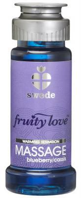 Swede čučoriedkový masážny olej (100 ml)