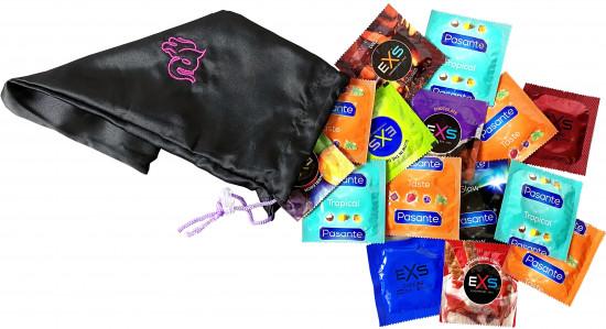 Sada kondomů Extravaganza