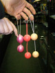 Kuličky Smartballs original růžové
