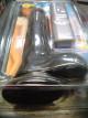 Vibrátor s prísavkou a semenníkmi 20 cm Černoch