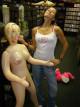 Šteklítko - erotické dotyky