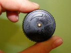 Vibrátor gelový Borůvka, velikost 20cm TIP!