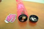 Vibrátor gelový 31*5 cm