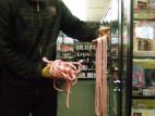 Bondážne lano 5m + 4 × 1m