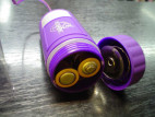 Vibrátor Vlnka Purple Wave