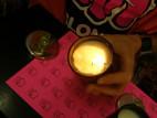 Masážna sviečka LELO - hruška a cédrové drevo