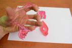 Stimulačný krúžky na klitoris