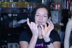 Anální kolíčky na prst Mini a Dominika
