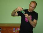 Hrejivý lubrikačný gél (130 ml) - Adam