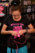 Strap-on Pink Silicone a Dominika