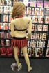 Sexy kostým Červená školáčka