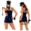 Sexy kostým Modrá policajtka.