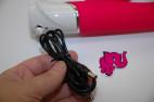Vibrátor Triple Rabbit - nabíjanie USB