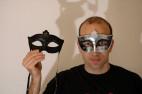 Adam a Maska Magic Night 2 ks