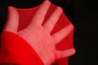 Pančuchy červené SL