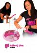 Domča a vibrátor H2O Drop Pink