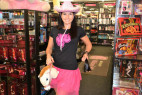 Domča a Anální kolík Hot Pony