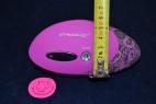 Womanizer Pro W500 Magenta rozměry