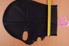 LateX maska se třemi otvory – měříme