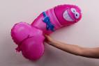 Žartovný balónik v tvare penisu - je to frajer