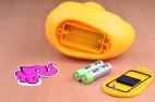 Vibračná kačička Duckie - s batériami