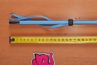 Bičík modrý 60cm - meriame dĺžku rukoväte