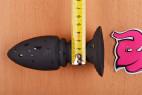 Anální kolík Bullet s přísavkou – měříme velikost