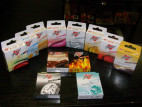 Pepino čokoládové - 3ks kondómy