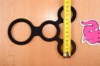 Erekční kroužek Bondage – měření