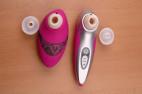 Womanizer PRO40 srovnáváme s Womanizer PRO W500