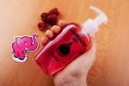 Malina, lubrikačný gél - ukazujeme, ako padne do ruky