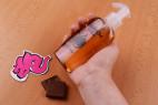 Olej Čokoláda - padne do ruky