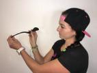Dominika a Análny kolík s erekčným krúžkom Ring & Plug