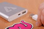 EroVolt Powerbanka – USB kablík