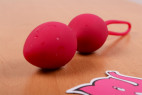 Vibrační Venušiny kuličky na dálkové ovládání Love Balls